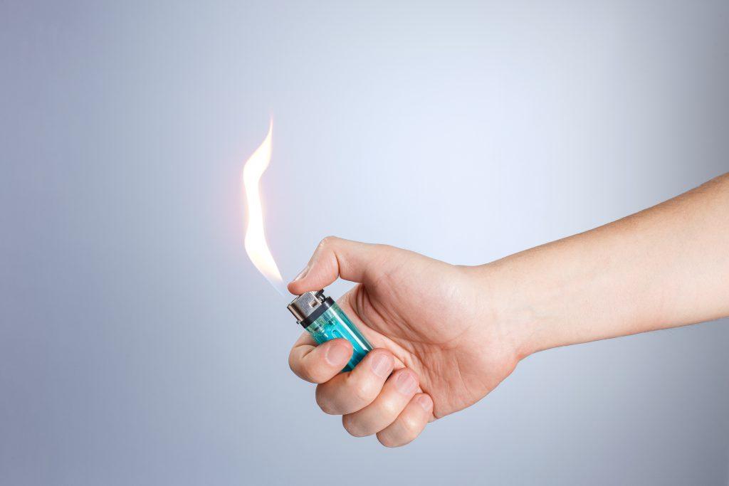 djeep aansteker